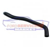 Патрубок охлаждения нижний от радиатора к ГБЦ неоригинал для Ford Fiesta 7 c 08-17 для 1.25-1.4-1.6 Sigma/Duratec