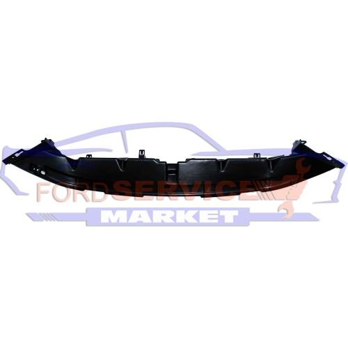 Дефлектор верхний неоригинал для Ford Fiesta 7 c 13-17