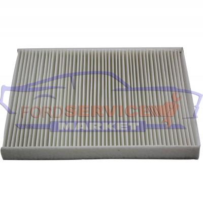 Фильтр салона бумажный аналог для Ford Fiesta 7 c 08-18, B-Max c 12-17, EcoSport c 13-, KA+ с 15-, Courier c 14-