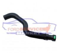Патрубок печки короткий неоригинал для Ford Fiesta 7 c 08-17, B-Max c 12- для 1.25-1.4-1.6 Duratec/Sigma