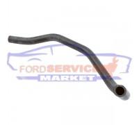 Патрубок от теплообменника к фланцу патрубка печки неоригинал для Ford Fiesta 7 c 08-17, B-Max c 12- для 1.25-1.4  Duratec/Sigma