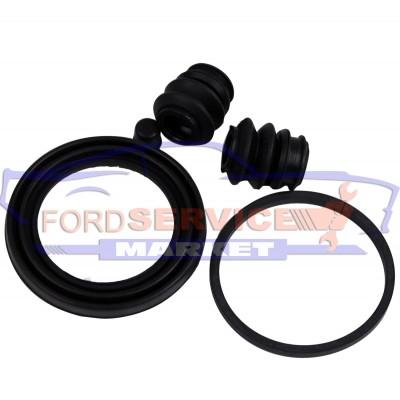 Ремкомплект пыльников и манжеты переднего суппорта неоригинал для Ford Fiesta 7 c 08-17
