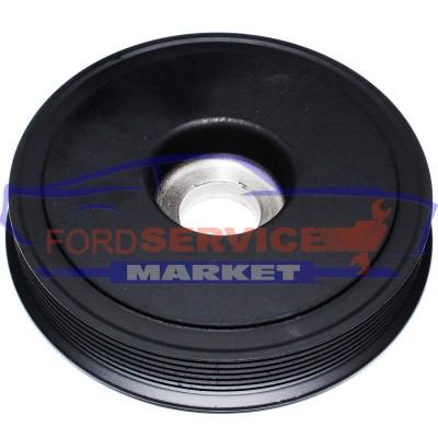 Шкив коленвала неоригинал для Ford 2.0 TDCI DW10