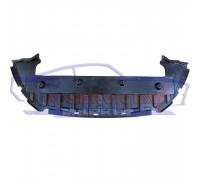 Защита переднего бампера нижний дефлектор аналог для Ford Mondeo 5 с 14-19, Fusion USA c 13-16