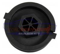 Крогштейн радиатора нижний неоригинал для Ford Fiesta 6 c 02-08, Fusion c 02-12