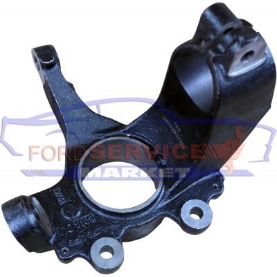 Кулак поворотный левый неоригинал для Ford Focus 2 c 04-10, C-Max c 03-10 - 18mm