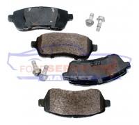 Тормозные колодки дисковые передние Б/У неоригинал для Ford Fiesta 7 c 08-17
