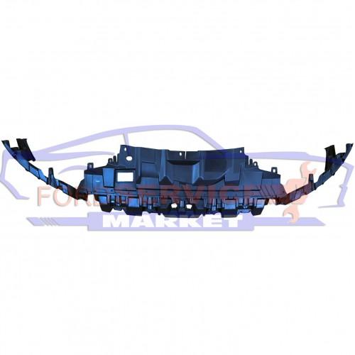 Кронштейн каркас переднего бампера неоригинал для Ford Focus 3 c 14-