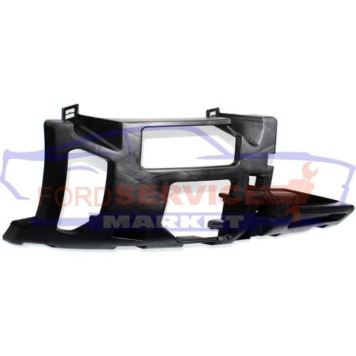 Кронштейн крепления переднего бампера внурений левый неоригинал для Ford Mondeo 4 c 07-11