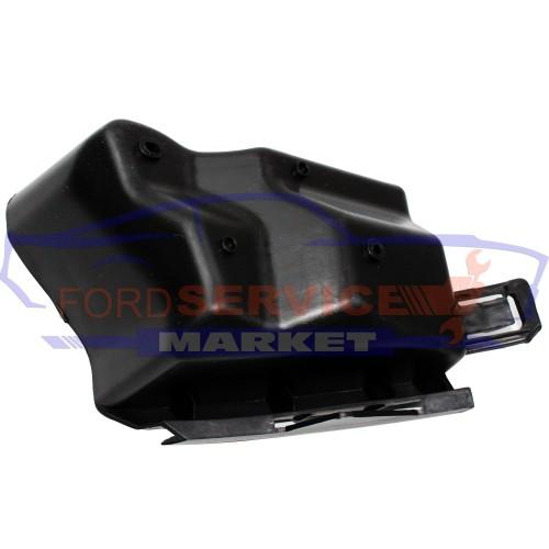 Кронштейн крепление заднего бампера левый неоригинал для Ford Fiesta 7 c 08-17