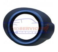 Накладка ПТФ правая черная текстура неоригинал для Ford Focus 3 c 11-14