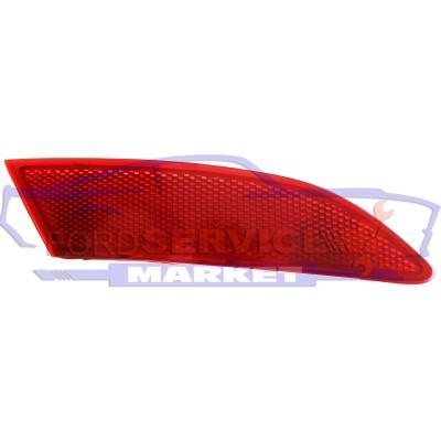 Отражатель катафот заднего бампера правый аналог для Ford Focus 3 c 11-18 седан, с 11-14 хетчбек