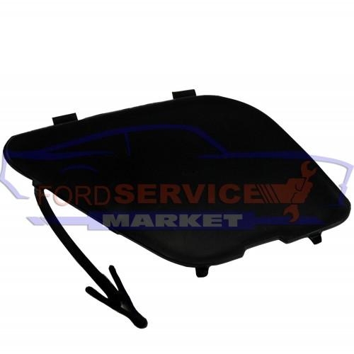 Заглушка буксировочного крюка переднего бампера неоригинал для Ford Fusion USA c 13-16-, Mondeo 5 c 14-