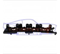 Абсорбер переднего бампера пластмассовый аналог для Ford EDGE c 15-18