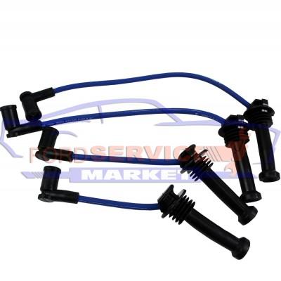 Высоковольтные провода аналог для Ford с 1.25-1.4-1.5-1.6 Duratec/Sigma c 2001-