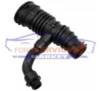 Патрубок от воздушного фильтра к турбине неоригинал для Ford Focus 2 c 04-08 для 1.6 TDCi