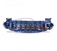 Защита переднего бампера нижний дефлектор аналог для Ford Kuga 2 c 17-19, Escape c 17-19
