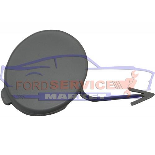 Заглушка буксировочного крюка переднего бампера неоригинал для Ford Fiesta 7 c 12-18