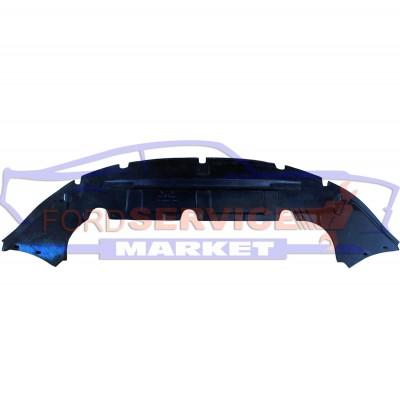 Защита переднего бампера нижний дефлектор аналог для Ford Focus 2 c 04-08