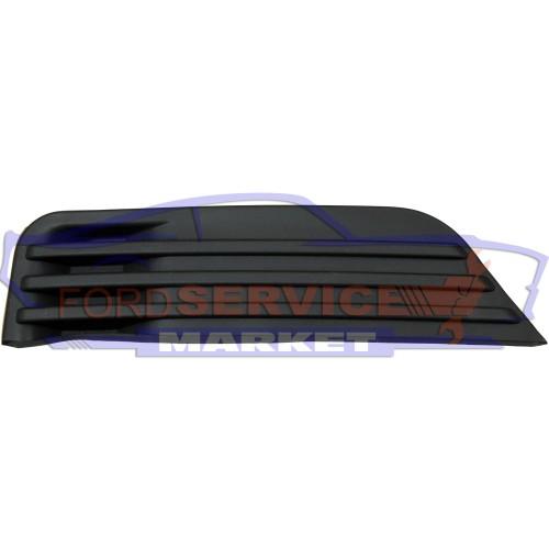 Накладка ПТФ левая глухая неоригинал для Ford Focus 2 c 04-08