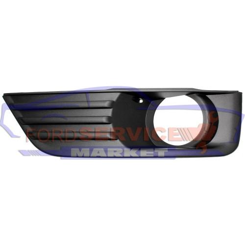 Накладка ПТФ левая неоригинал для Ford Focus 2 c 04-08