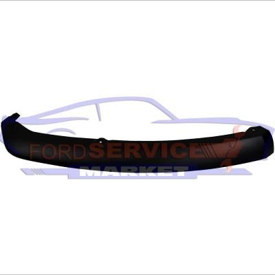 Спойлер губа переднего бампера правая текстура неоригинал для Ford Focus 3 c 11-14