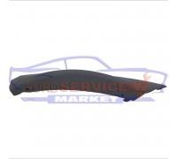 Спойлер губа переднего бампера правая аналог для Ford Focus 3 c 14-18 Sport