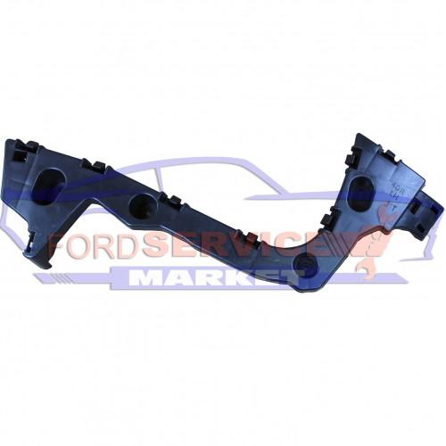 Кронштейн крепление заднего бампера левый неоригинал для Ford Focus 3 c 14-17 седан
