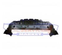 Защита переднего бампера нижний дефлектор аналог для Ford Fusion USA c 17-20