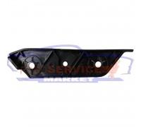 Кронштейн крепления переднего бампера правый неоригинал для Ford Fusion USA c 17-