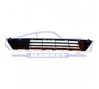 Решетка переднего бампера нижняя матовая неоригинал для Ford Fusion USA c 17-