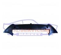 Защита переднего бампера нижний дефлектор аналог для Ford EDGE c 15-18 EURO