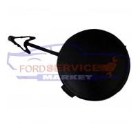 Заглушка буксировочного крюка переднего бампера неоригинал для Ford Edge c 15-