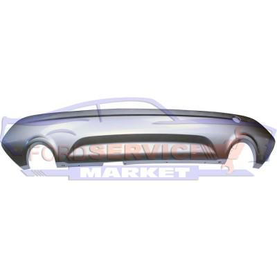 Накладка заднего бампера неоригинал для Ford Kuga 2 c 13-, Escape c 13-