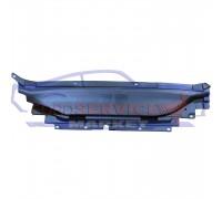 Накладка панели дефлектор верхний аналог для Ford Fusion c 14-19, под упор капота