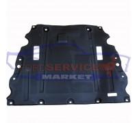 Защита двигателя войлочная заводская аналог для Ford EDGE c 15-18