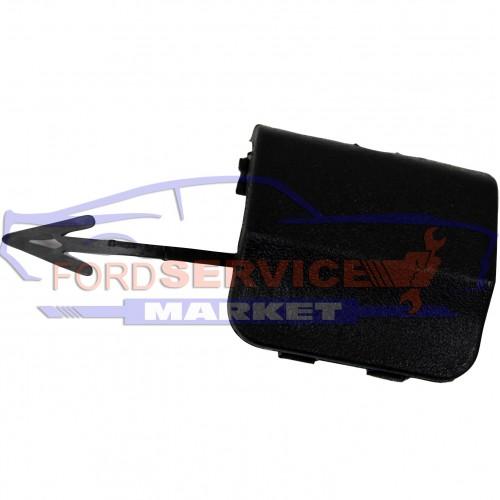 Заглушка буксировочного крюка заднего бампера струкстура неоригинал для Ford Mondeo 5 c 13-17, Fusion USA c 14-17