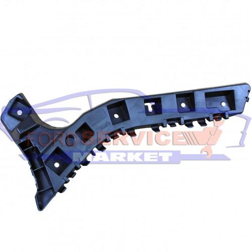 Кронштейн крепления бумеранг заднего бампера правый неоригинал для Ford Fusion USA c 14-, Mondeo 5 c 14-