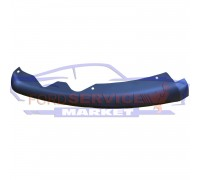 Спойлер переднего бампера правый губа аналог для Ford Mondeo 5 c 14-19, Fusion USA c 13-16, под покраску
