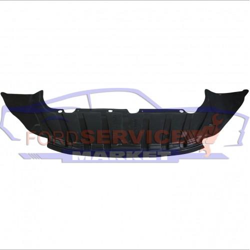 Защита переднего бампера нижний дефлектор аналог для Ford C-Max 2 c 11-14