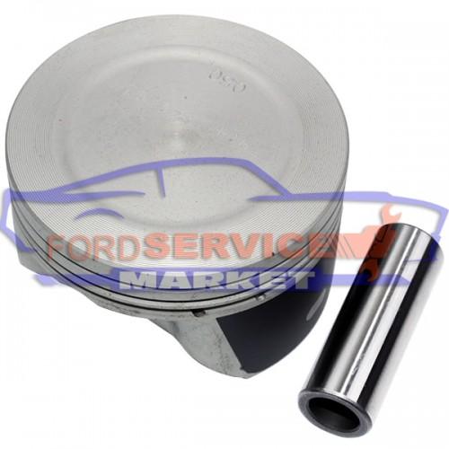 Поршень без колец с пальцем +0.50 неоригинал для Ford 1.6 Sigma/Duratec