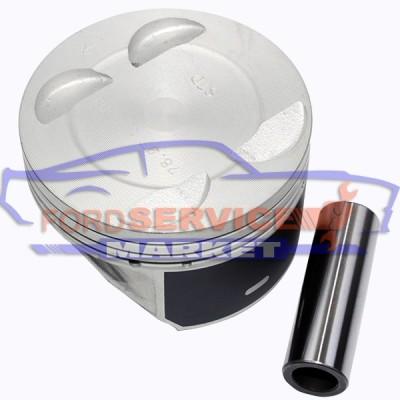 Поршень без колец с пальцем STD неоригинал для Ford 1.6 TiVCT