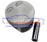 Поршень без колец с пальцем +0.50 неоригинал для Ford 1.6 TiVCT