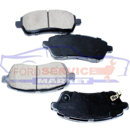 Тормозные колодки дисковые передние аналог для Ford Fiesta 7 c 08-18