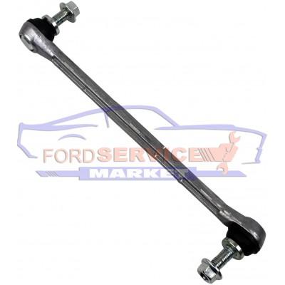 Стойка стабилизатора переднего (алюминиевая) аналог для Ford Fiesta 7 c 08-18, B-Max c 12-17, EcoSport с 13-, KA+ с 14-, Tourneo Courier с 14-, Transit Courier с 14-