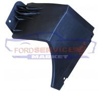 Кронштейн крепления нижний заднего бампера левый неоригинал для Ford Fusion USA c 14-, Mondeo 5 c 14-