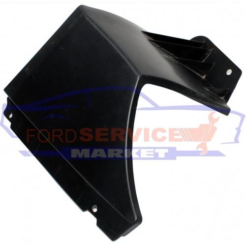 Кронштейн крепления нижний заднего бампера правый неоригинал для Ford Fusion USA c 14-, Mondeo 5 c 14-
