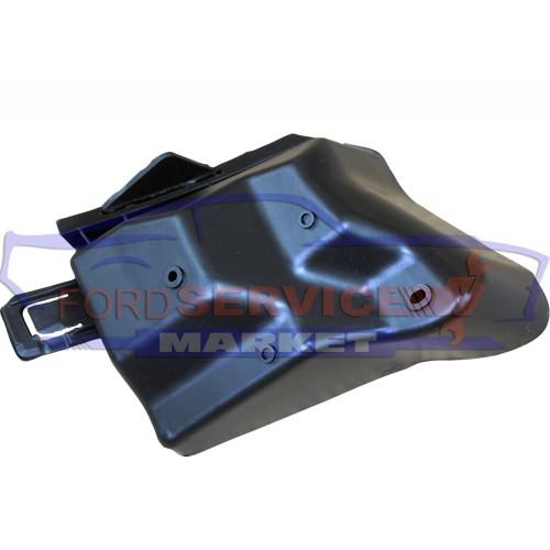 Кронштейн крепление заднего бампера верхний правый внутренний неоригинал для Ford Focus 3 c 14-17 седан