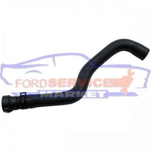 Патрубок печки короткий неоригинал для Ford Fiesta 6 c 02-08, Fusion c 02-12 для 1.25-1.4-1.6 Duratec/Sigma