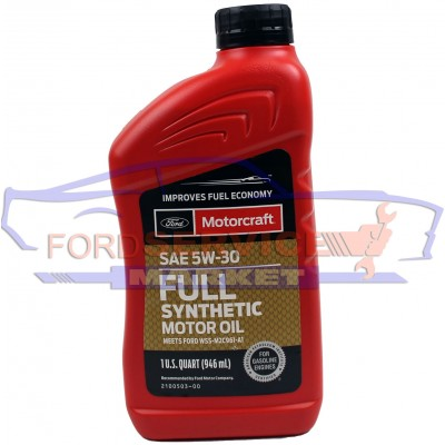 Масло моторное Ford Motorcraft Full Synthetic 5W-30 (0,946л.) для Ford